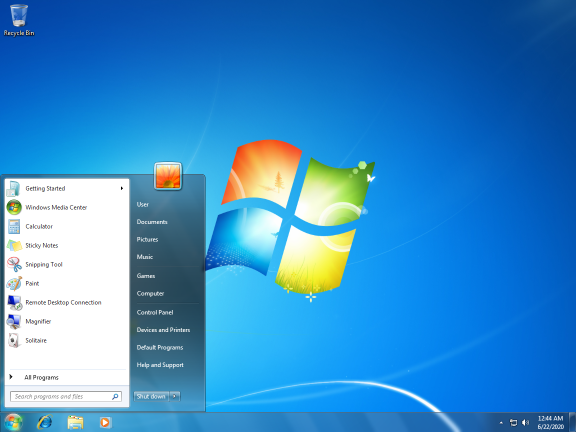 Windows 7 screenshot.